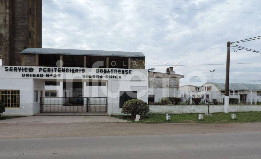 Un preso se escapó de la Unidad 27 de Sierra Chica