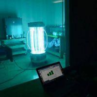 Una unidad del robot que mata el virus intrahospitalario llegará a Azul