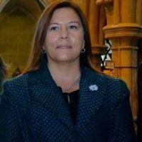 La senadora Egger presentó proyecto para Mantener la Higiene en los Cajeros