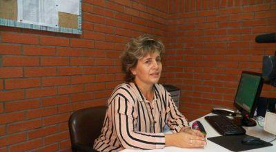 Catullo, Inspectora de Educación, habló sobre la continuidad pedagógica en plataformas virtuales y la llegada de cuadernillos