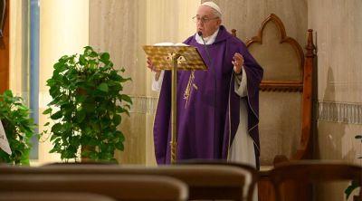 """Papa Francisco: En la Cruz, Jesús """"se hizo pecado por nosotros"""""""