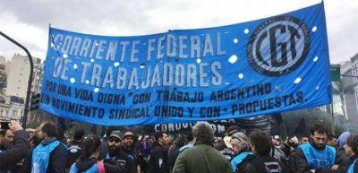 La Corriente Federal solicitó al gobierno la prohibición de despidos durante la emergencia sanitaria