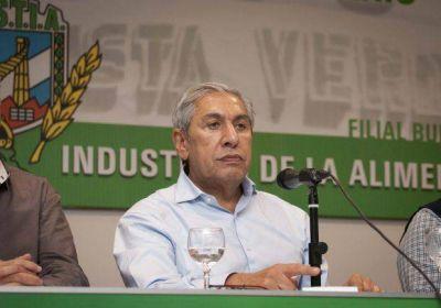 Rodolfo Daer pidió un reconocimiento económico para los trabajadores de Alimentación