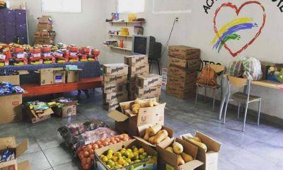 Merendero pide ayuda para llegar con alimentos a familias de un barrio