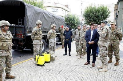 La Matanza | El Ejército comenzará a realizar la distribución de alimentos