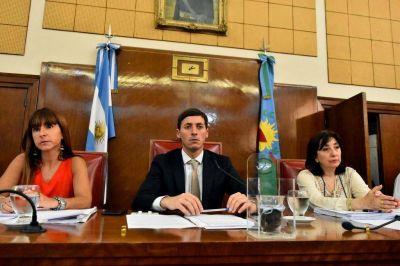 El Concejo respaldó la postura del intendente frente al ingreso del crucero