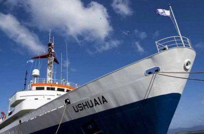 Guillermo Montenegro endurece su postura y recurre a la Justicia para impedir el ingreso del Crucero Ushuaia