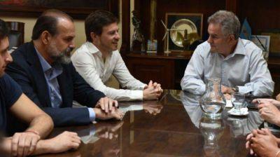 Kicillof oficializó la nueva conducción del Puerto Bahía Blanca