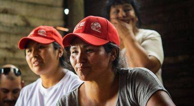 Familias agricultoras reparten bolsones de verduras sin intermediarios parasitarios, y a bajo precio