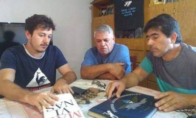 """Alejo Sarna: """"Los ex combatientes merecen un eterno homenaje"""""""