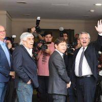 El trato especial del Presidente con Moyano repite y amplifica la necesidad de garantizar paz social