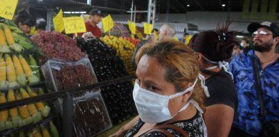 Cómo se comporta el coronavirus en Argentina: 5% casos graves, 80% gripes leves y 15% neumonías