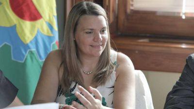 """Lorena Petrovich: """"Las decisiones que se tomaron desde un comienzo me parece que fueron y son acertadas"""""""