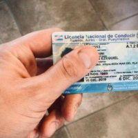Prorrogan por 90 días el vencimiento de las licencias de conducir
