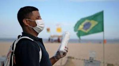 En Río de Janeiro, recolectores de basura luchan para sobrevivir en una ciudad cerrada