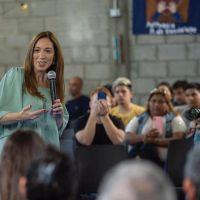 Entre el fogoneo PRO a los cacerolazos, Vidal lanzó una web para coordinar donaciones