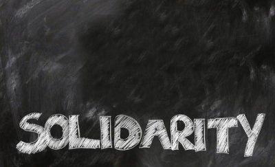 Los Custodios reciben solidaridad y apoyo desde España