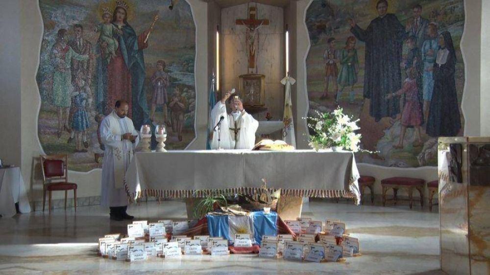 Papa Francisco: No dejemos que la fiesta se apague