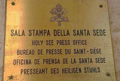 Vaticano: Séptimo caso de coronavirus, un empleado de la Santa Sede