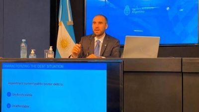 Martín Guzmán envía una señal a los mercados: continúa pagando la deuda en dólares en abril