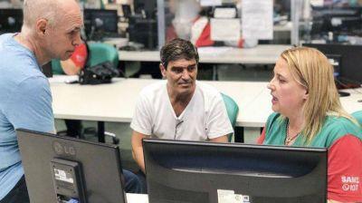 Coronavirus: el ministro de salud porteño dice que hay más pacientes asintomáticos de lo esperado