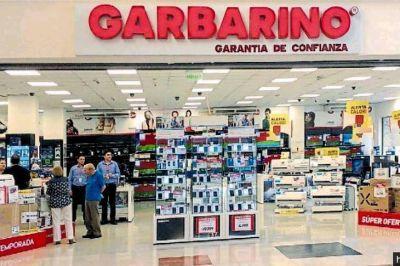Garbarino: Los trabajadores rechazan que la empresa les pague apenas el 30% del sueldo