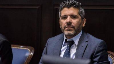 """Martín Domínguez Yelpo: """"El Gobierno Nacional está haciendo lo que tiene que hacer de forma muy prolija"""""""