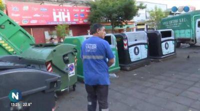 Recolectores de basura, testigos privilegiados de la cuarentena