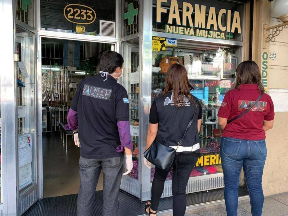 Resaltan el rol de los trabajadores de AFIP para garantizar precios justos en comercios