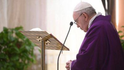 El Papa ora por los que ayudan a combatir la pobreza y el hambre a causa del Covid-19