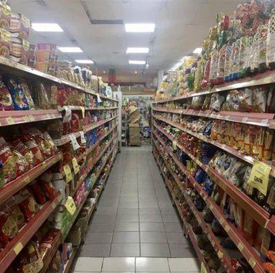 El control de precios desaceleró la suba en Alimentos y Bebidas