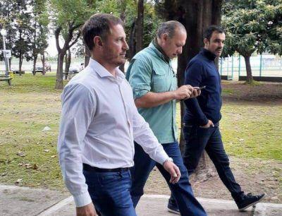"""Martín Jofre: """"Tenemos que trabajar todos juntos. Lo político queda a un lado"""""""