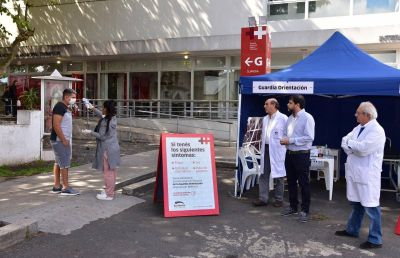 El Municipio trabaja en todas sus áreas para enfrentar al Coronavirus