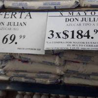 Fiscalización de precios máximos de referencia en José C. Paz