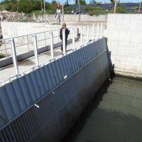 Pese a la cuarentena, Obras Sanitarias continúa con el monitoreo de la red de agua
