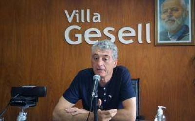 """Gesell: Intendente anunció toque de queda, criticó a los """"irresponsables"""" y pidió colaboración"""