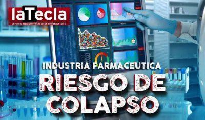 Farmacias en riesgo de colapso