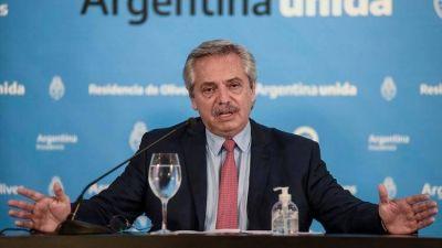 Alberto Fernández, sobre la salida gradual de la cuarentena: