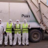 Para la recolección de residuos también se tienen en cuenta los protocolos