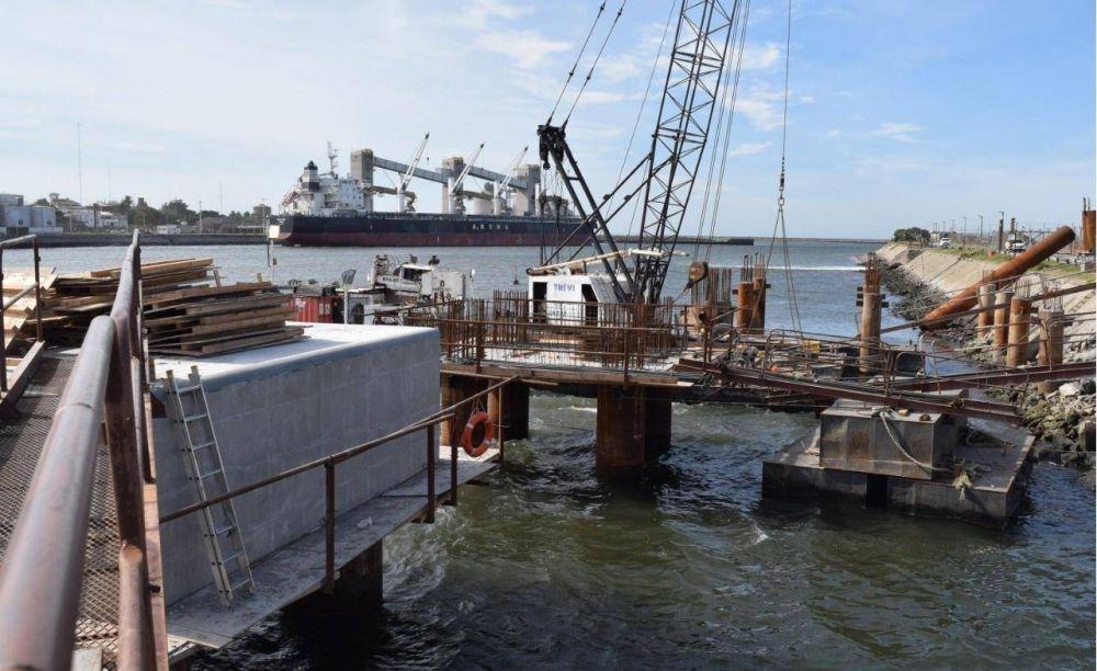 Con medidas de seguridad e inversiones, portuarios buscan blindar los puertos santafecinos