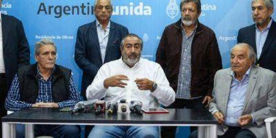 Cuarentena: Gobierno, CGT y empresas en «mesa tripartita»
