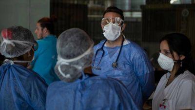 El Ministerio de Salud informó una muerte más por coronavirus en la Argentina y ya son 44 los fallecidos