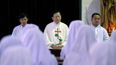"""Un reconocido arzobispo acusó a China de """"culpabilidad moral por el contagio global del coronavirus"""""""