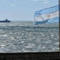 Se levantó la cautelar y el buque Ushuaia podrá ingresar al puerto de Mar del Plata