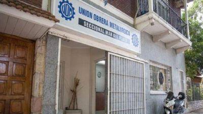 UOM denunció a cinco empresas marplatenses por incumplir la cuarentena
