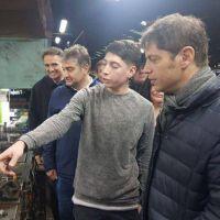 En la crisis, las Pymes bonaerenses le mandan un gesto a Alberto y Axel