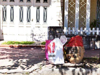 Cuarentena: la generación de residuos creció un 30 % en la ciudad