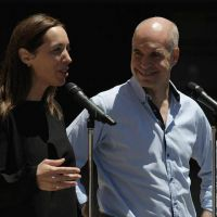 María Eugenia Vidal se suma al comité de crisis de Larreta