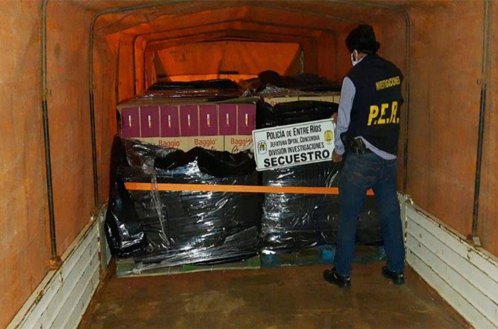Concordia: detienen a empleados de una empresa de jugos que robaban mercadería