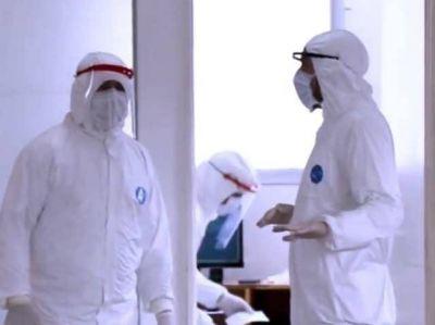 Malvinas Argentinas Realiza testeos del virus Covid-19